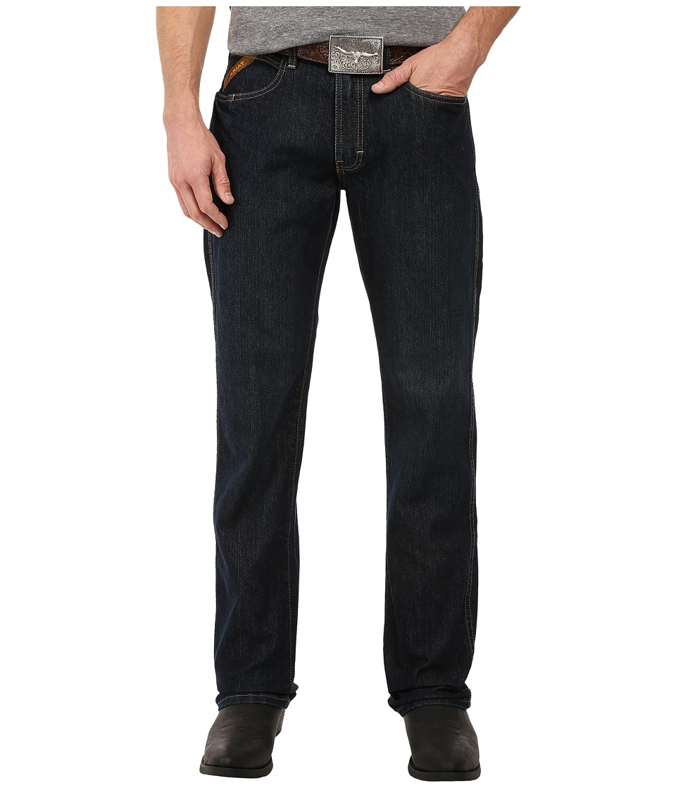 Ariat - Rebar M5 Slim Straight Leg Jeans in Blackstone (Blackstone) Men's Jeans