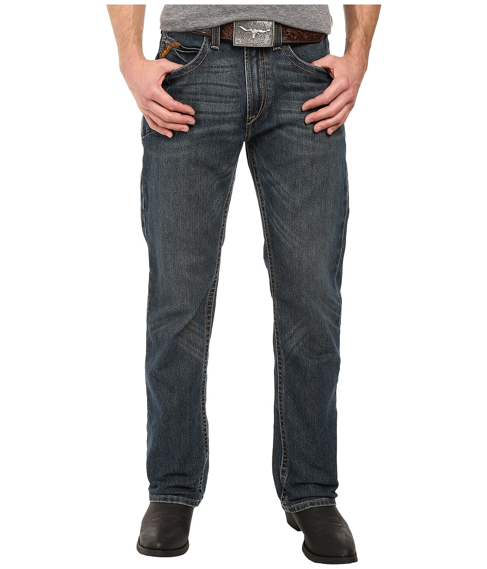 Ariat - Rebar M5 Slim Straight Leg Jeans in Ironside (Ironside) Men's Jeans