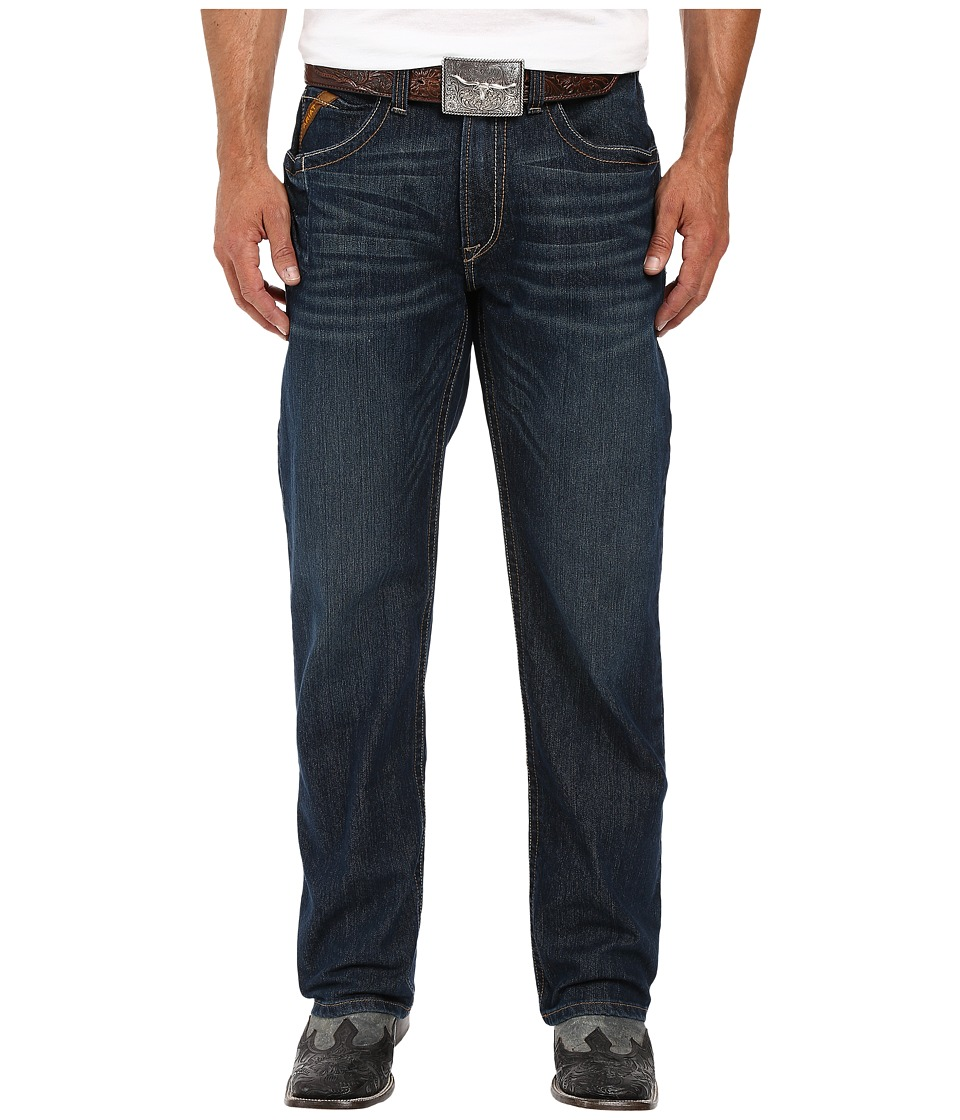 Ariat - Rebar M4 Low Rise Bootcut Jeans in Bodie (Bodie) Men's Jeans