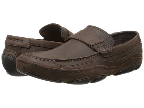 Mark Nason - Lambert (Coffee) Men's Slip on Shoes
