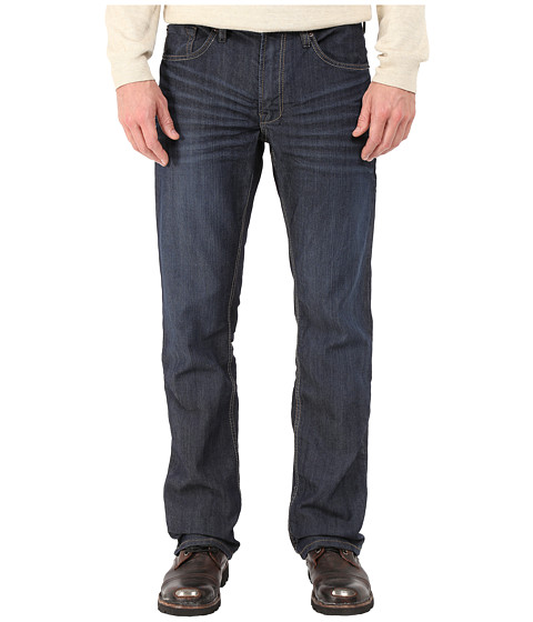 Buffalo David Bitton - Driven-X Basic Straight Jeans in Worked Rinse (Worked Rinse) Men
