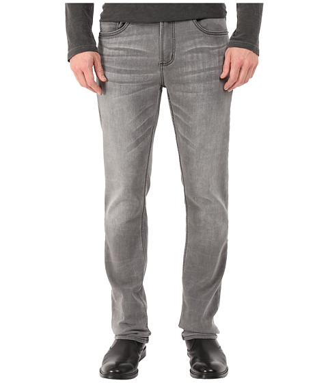 Buffalo David Bitton - Fred-X Easy Fit Jeans in Light Grey Fleece (Light Grey Fleece) Men's Jeans
