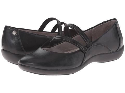 LifeStride - Lock (Black) Women's Shoes