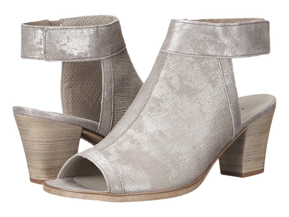 Gabor Gabor 4.1651 (Grau Canvas Metallic/Caruso) High Heels
