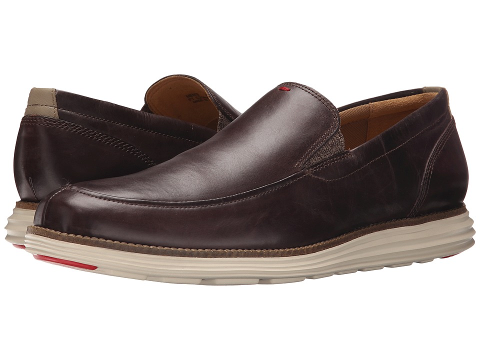 Cole Haan Original Grand Venetian Java Mens Slip on  Shoes