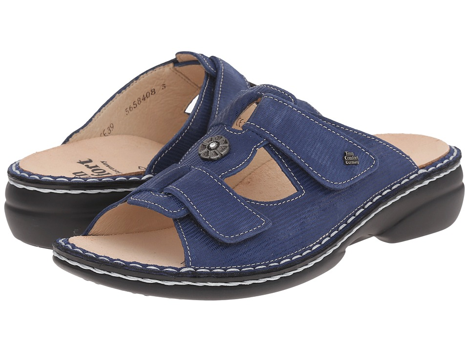 Finn Comfort Pattaya 2558 (River Blue) Women