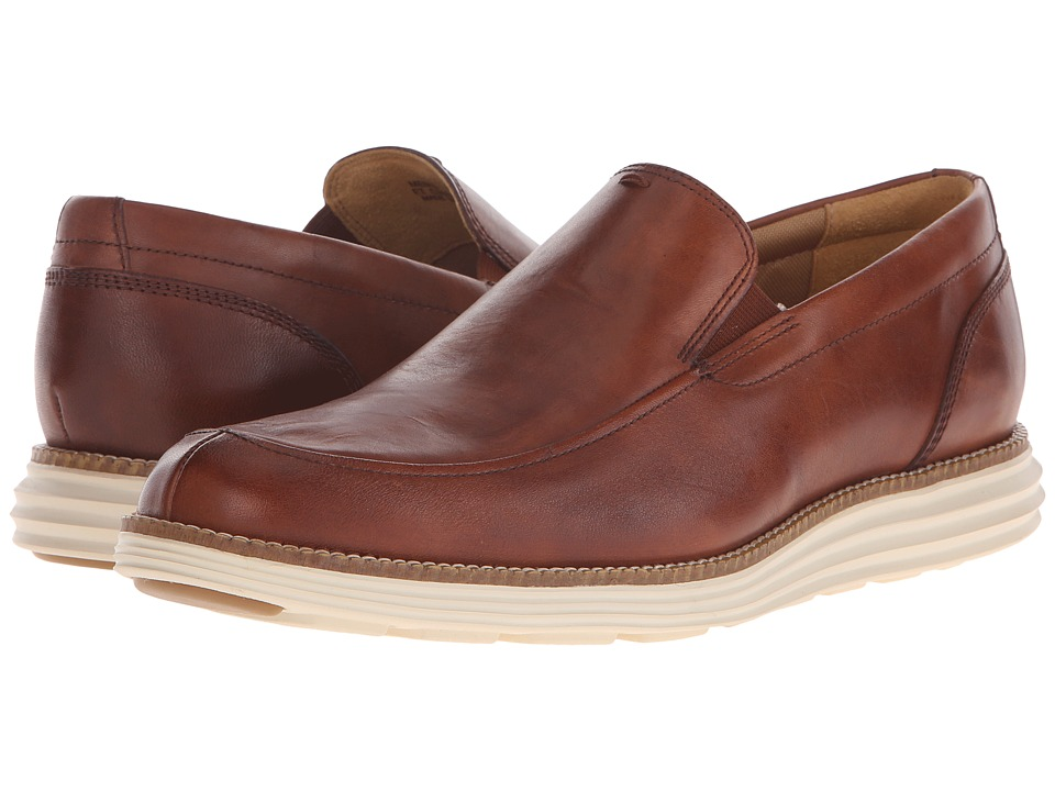 Cole Haan Original Grand Venetian (Woodbury/Ivory) Men
