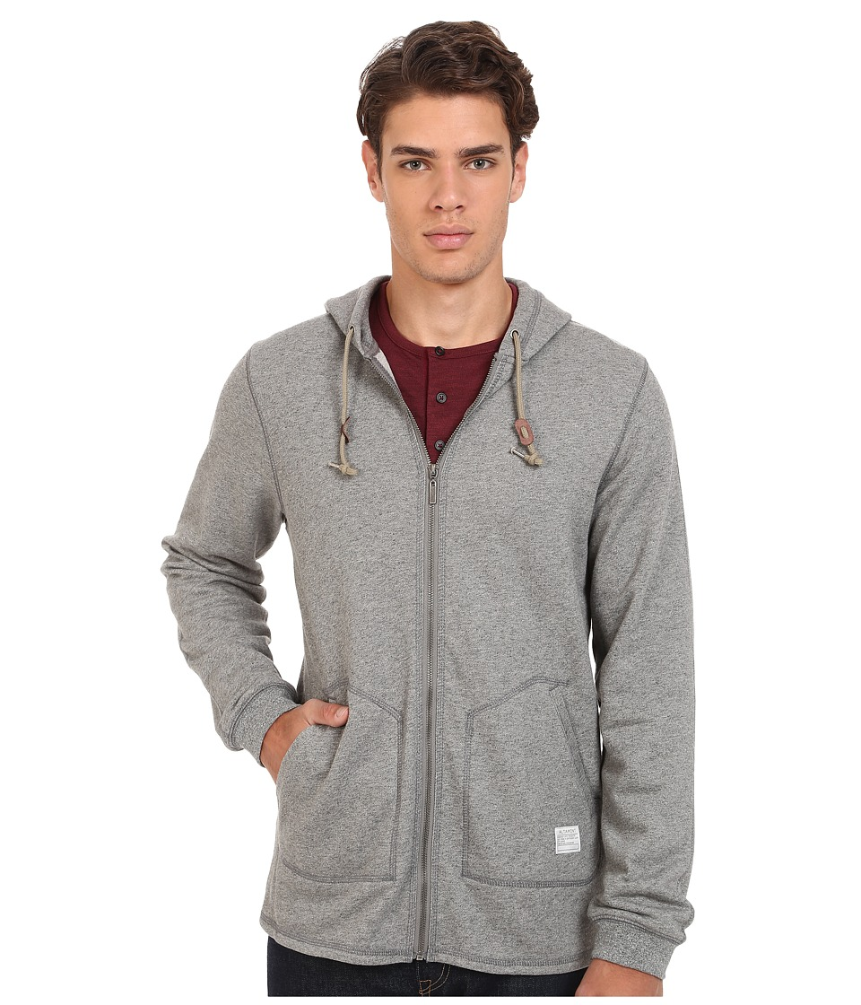Altamont - Khoar Fleece (Grey/Heather) Men's Fleece