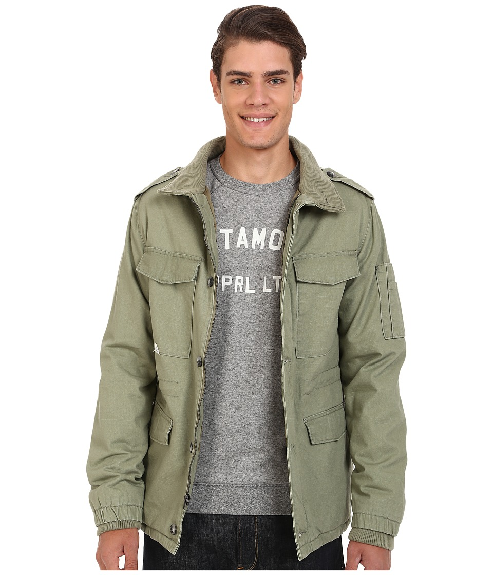 Altamont - Scanner 2 Jacket (Army) Men's Coat