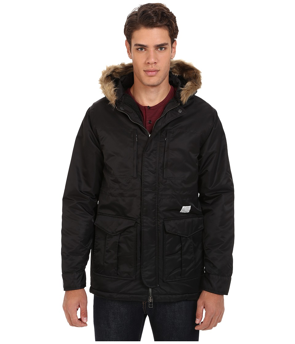 Altamont - Hunters Ridge Jacket (Black) Men's Coat