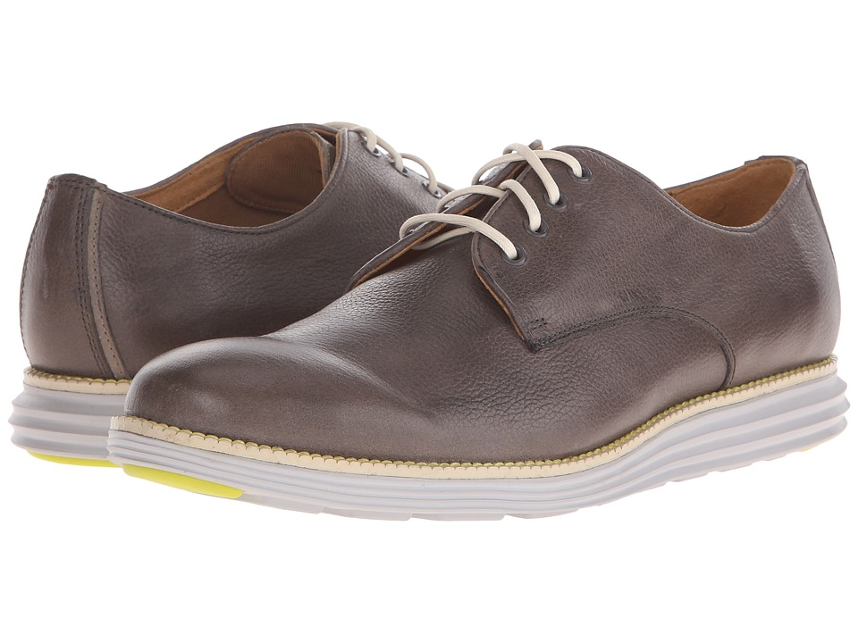 Cole Haan - Original Grand Plain Oxford (Stormcloud) Men's Lace up casual Shoes