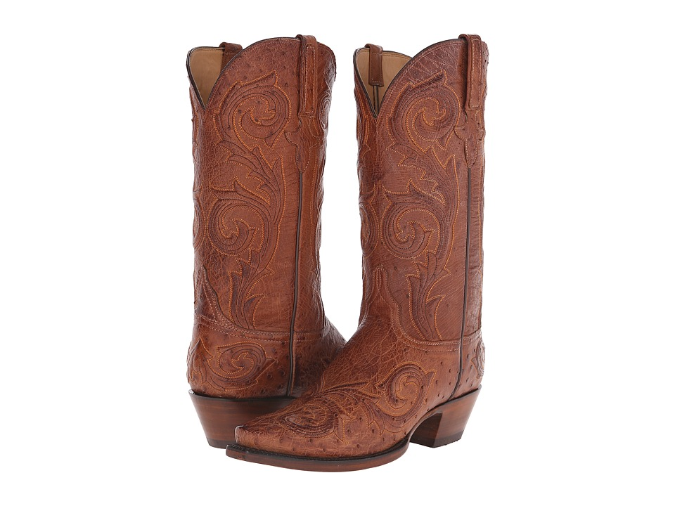Lucchese - L4181 (Barnwood) Cowboy Boots