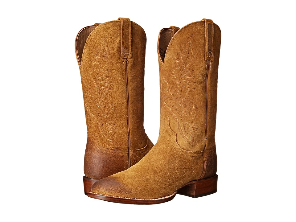 Lucchese - Boone (Sand Burnished) Cowboy Boots
