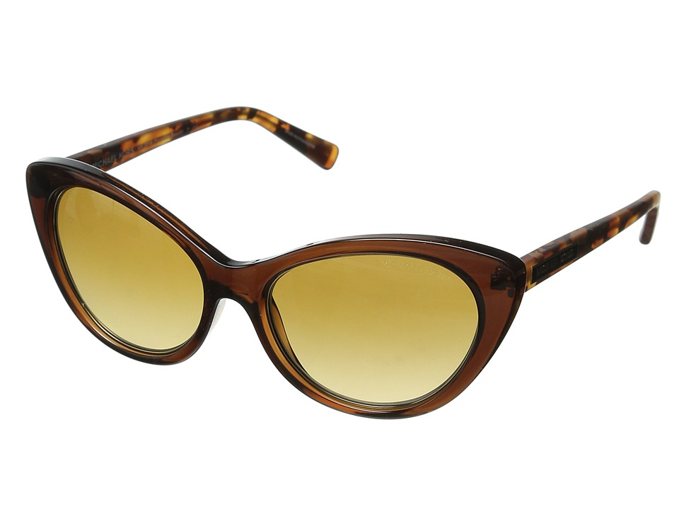 Michael Kors - Paradise Beach (Brown/Tortoise) Fashion Sunglasses