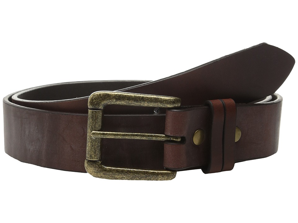 Bill Adler 1981 - Wyatt (Brown) Men's Belts