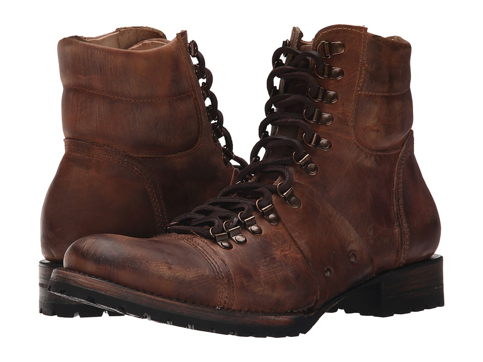 Freebird - Gage (Tan) Men's Lace-up Boots