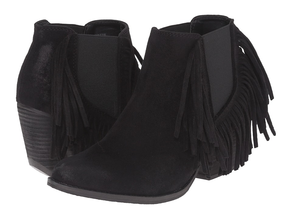 Matisse - Lafayette (Black) Women's Boots
