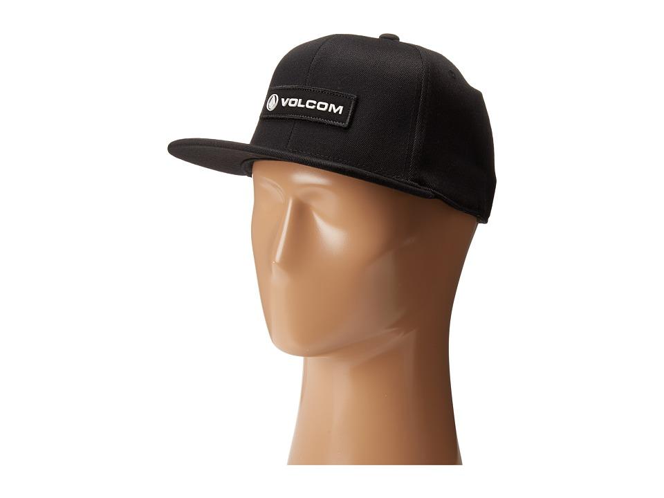 Volcom - Boxit (Black) Caps