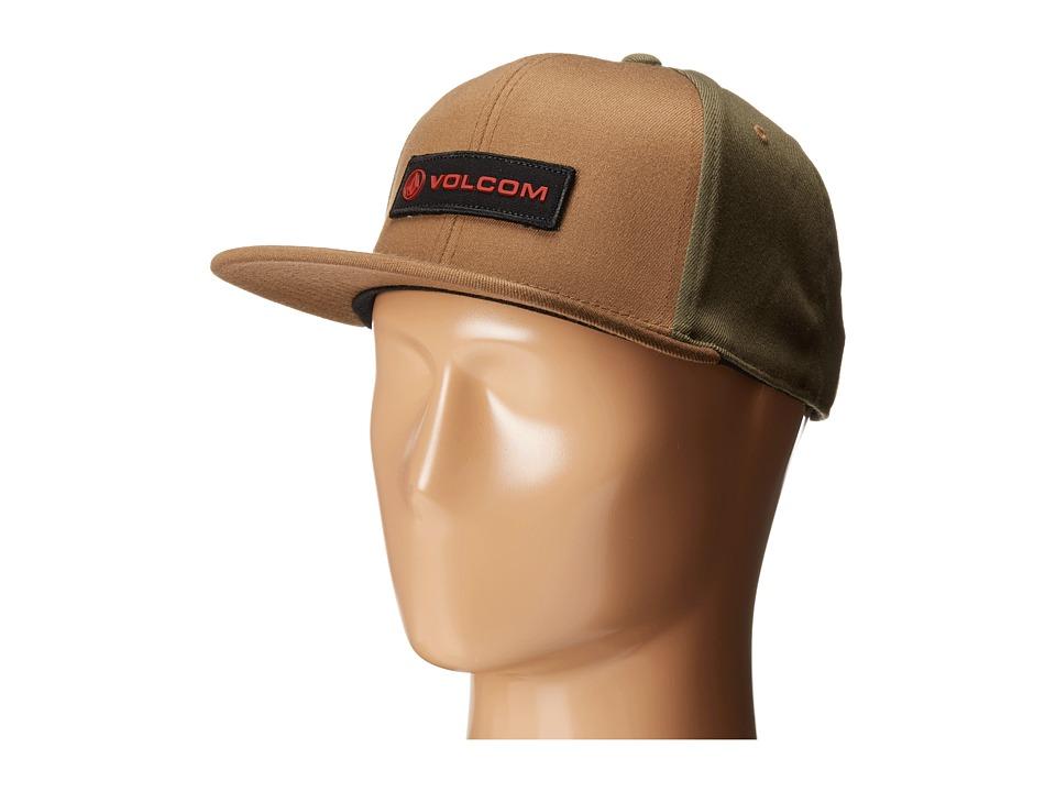 Volcom - Boxit (Soil) Caps