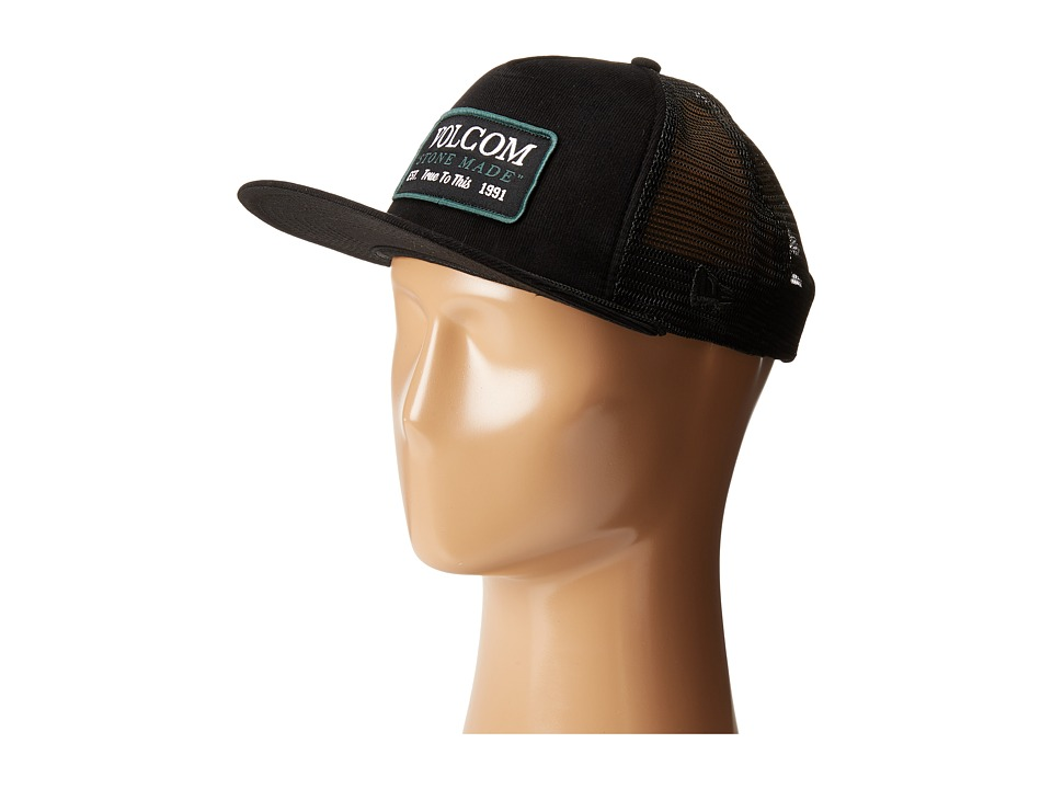 Volcom - Ciggy Cheese (Black) Caps