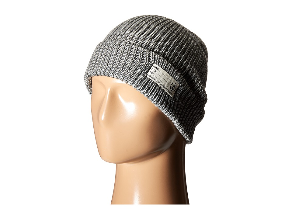 Volcom - Convoy (Charcoal Heather) Beanies
