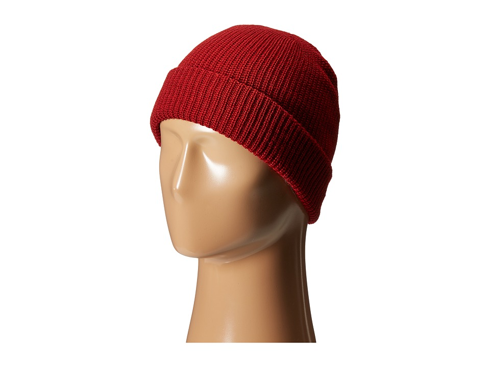 Volcom - Full Stone (Deep Red) Beanies