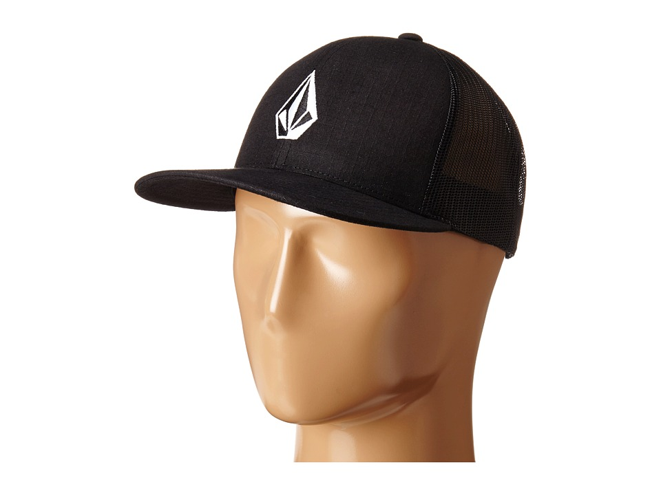 Volcom - Full Stone Cheese (Black) Caps