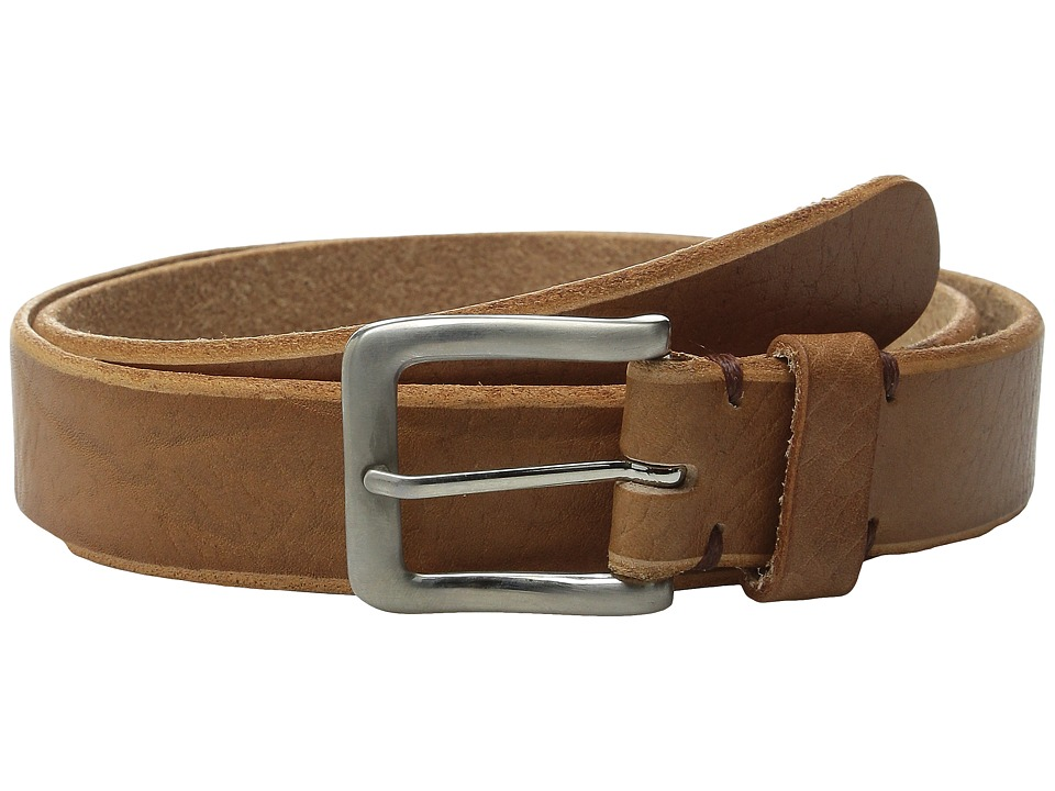 Will Leather Goods - Skinny Skiver (Tan) Men's Belts