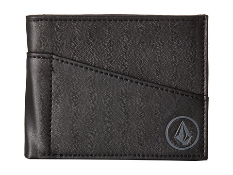 Volcom - Quick Stash (Black) Wallet Handbags