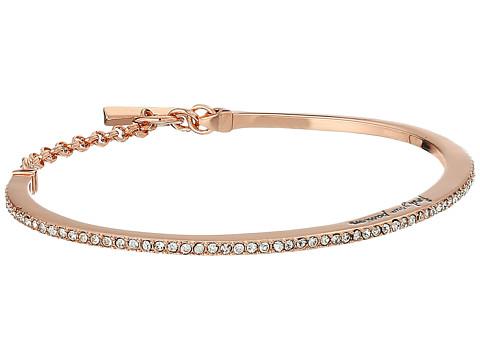 Vince Camuto - Skinny Find Your Passion Pave Bracelet (Rose Gold/Crystal) Bracelet