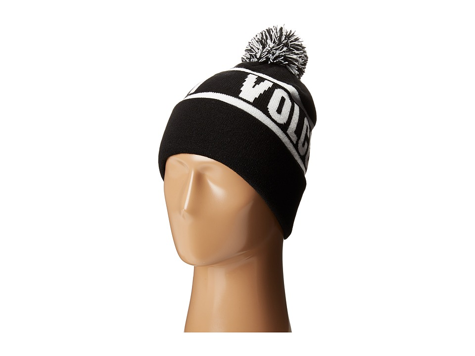 Volcom - Board Bill (Black) Beanies