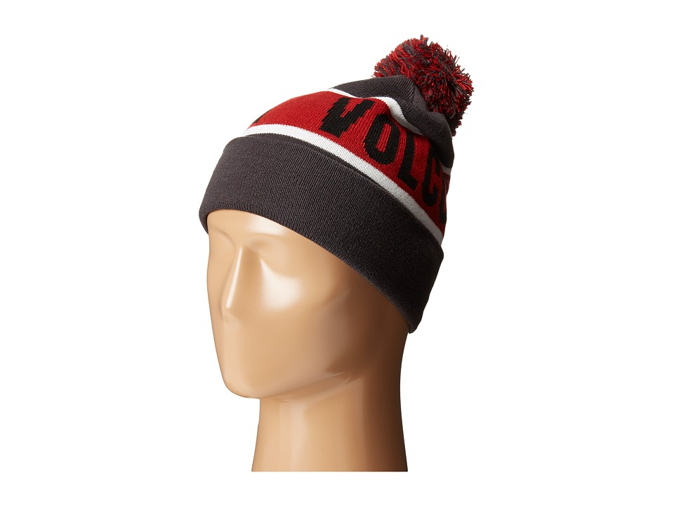Volcom - Board Bill (Deep Red) Beanies