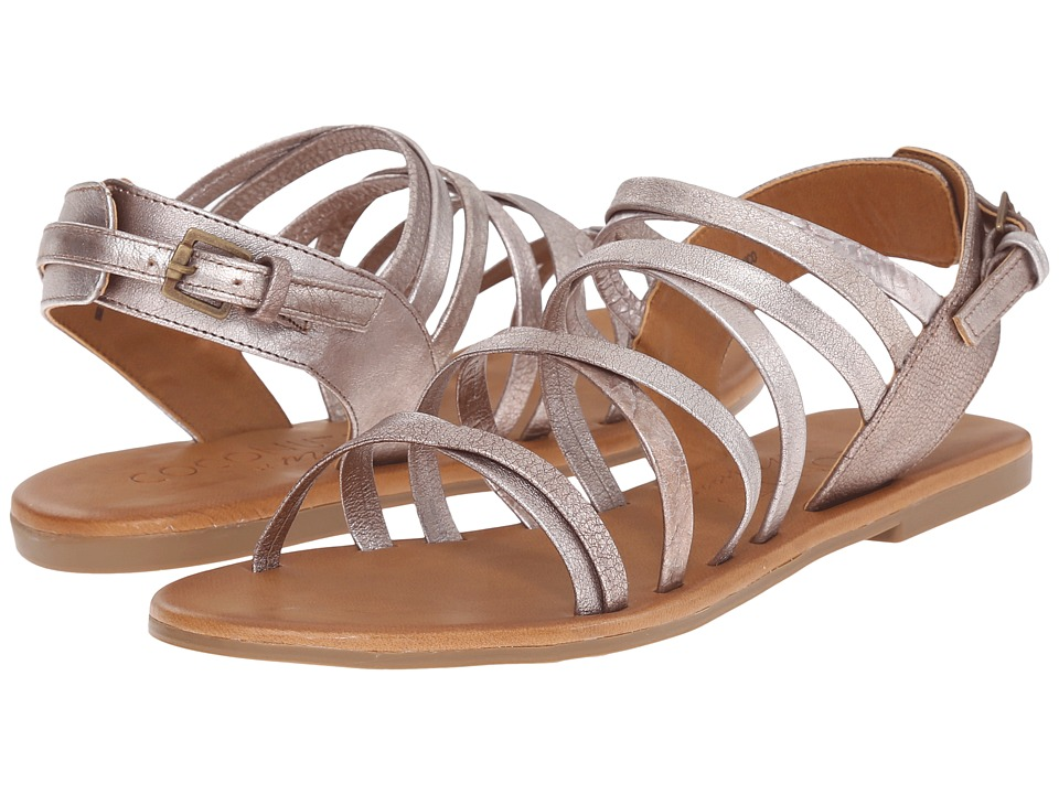 Matisse - Montauk (Gold) Women's Sandals