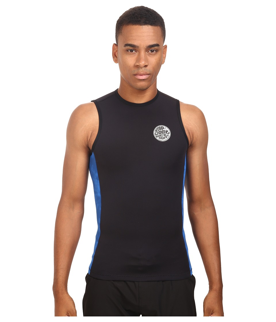 Rip Curl - Aggrolite 1.5mm Sleeveless Vest (Blue) Men's Swimwear