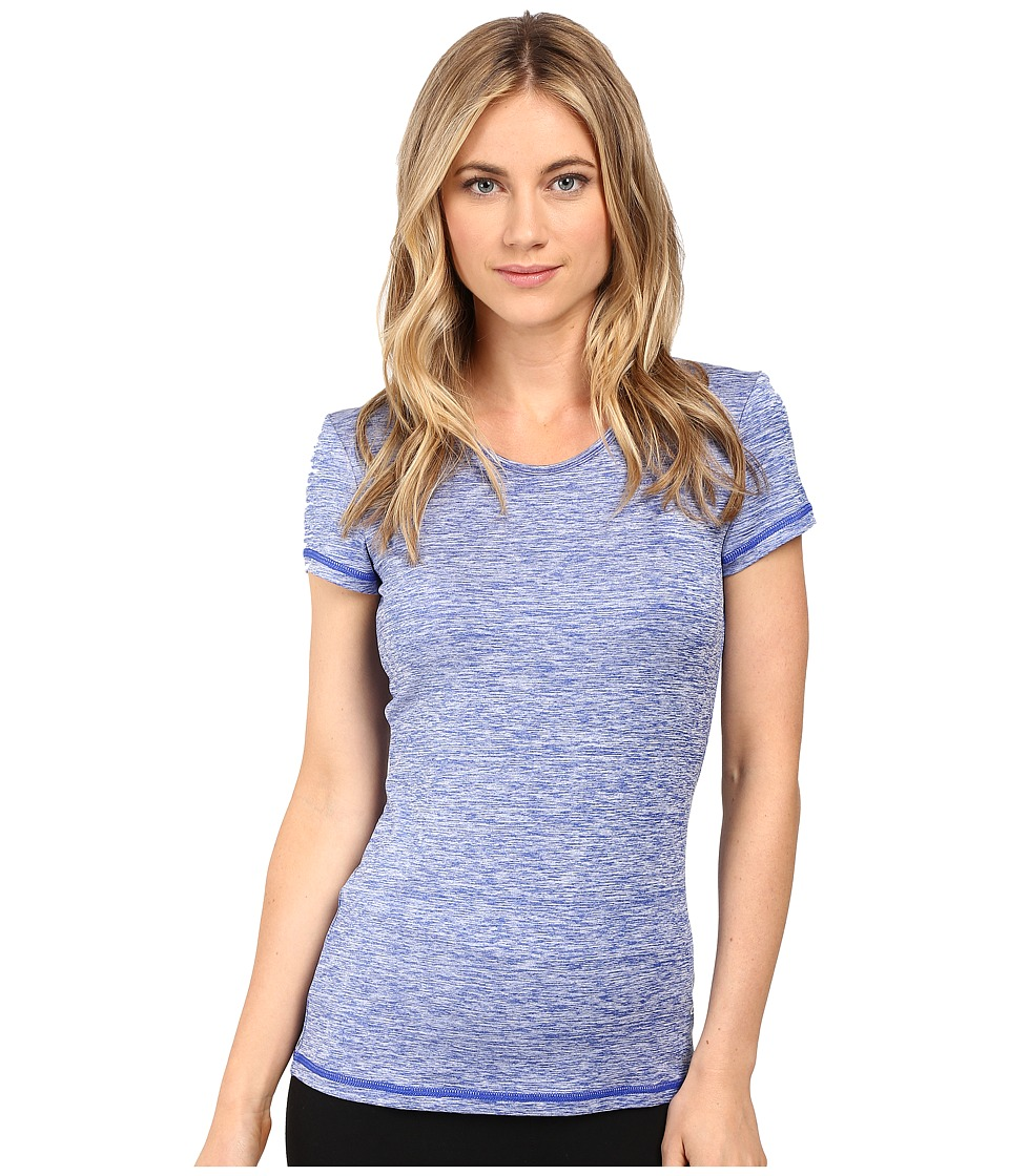 Rip Curl - Search Tee Short Sleeve (Blue) Women's Swimwear