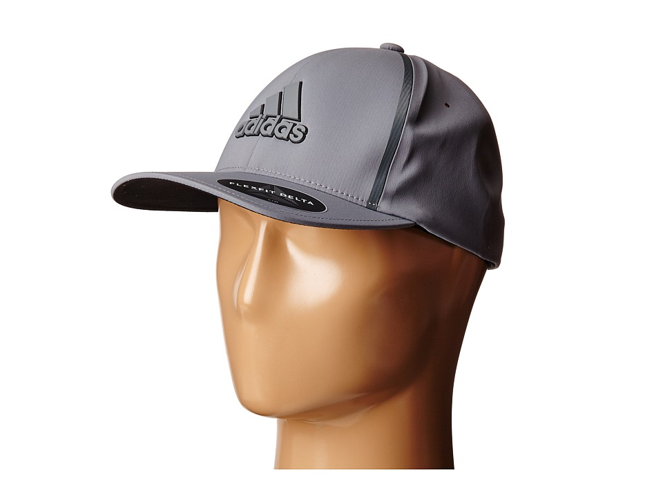 adidas Golf - Delta Hat (Vista Grey) Caps