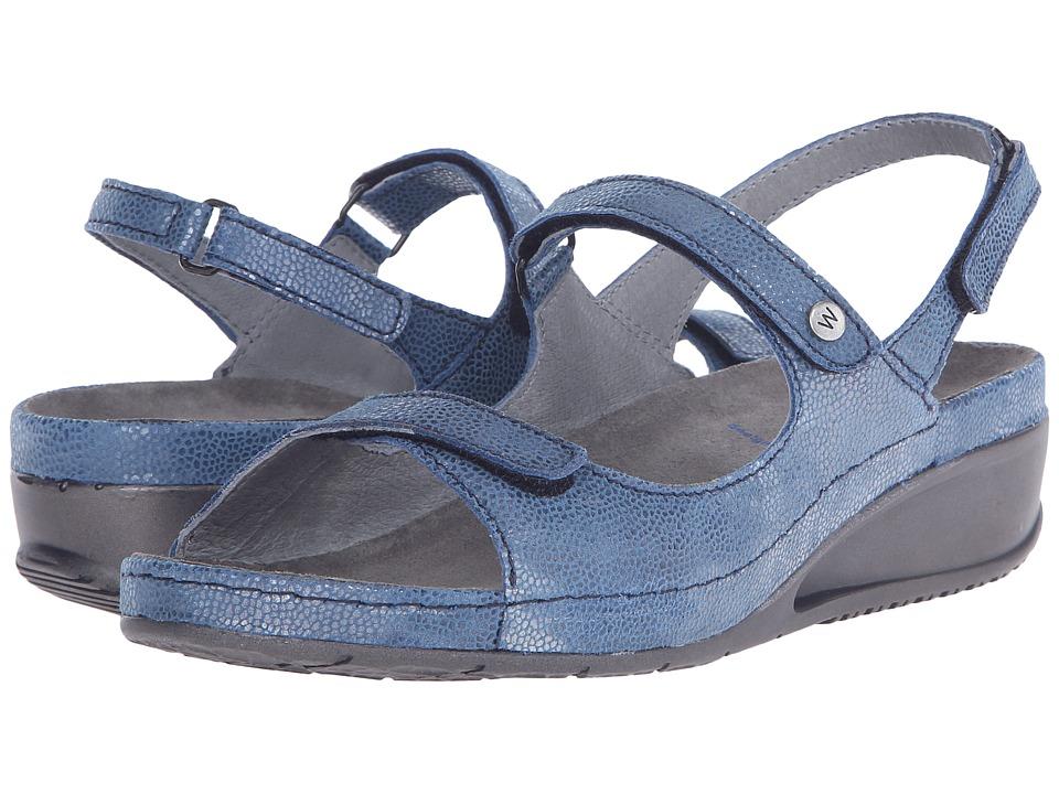 Wolky - Tsunami (Ocean) Women's Sandals