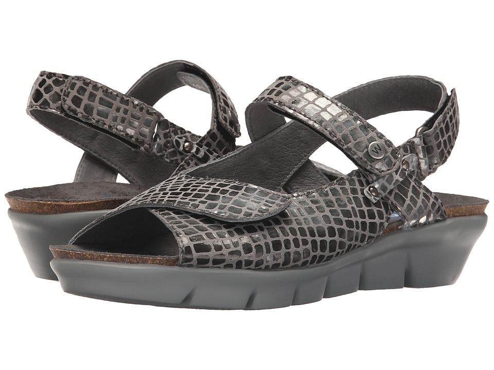 Wolky - Twinkle (Grey) Women