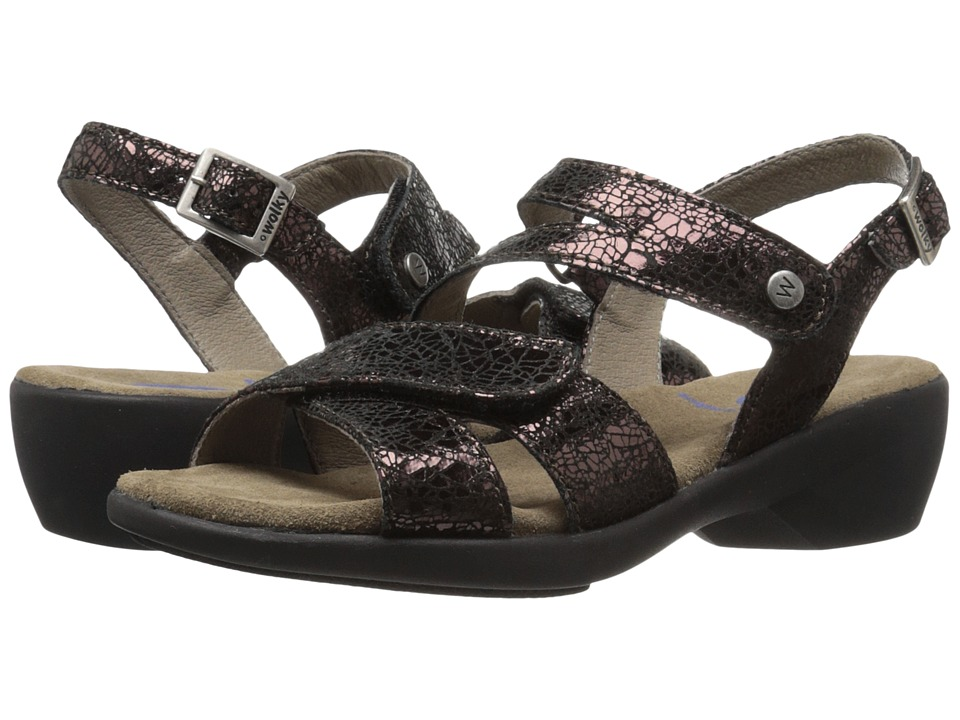 Wolky - Fria (Brown) Women's Sandals