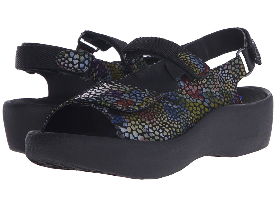 Wolky - Jewel (Black 2) Women's Sandals