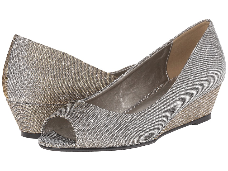 Dirty Laundry - DL Hardly There (Champagne) Women's Toe Open Shoes