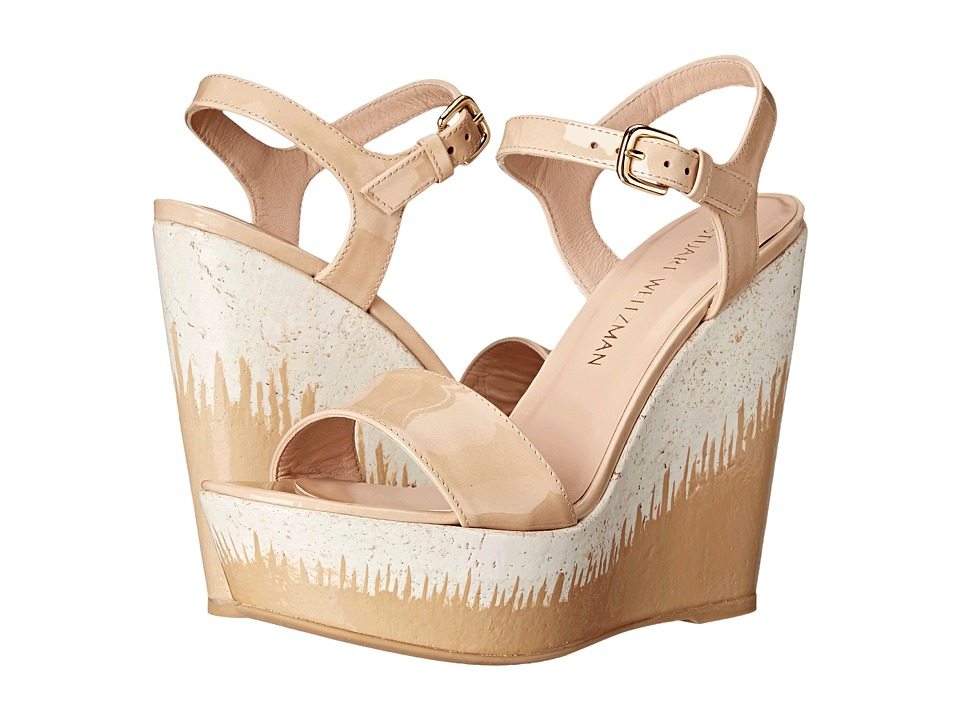 Stuart Weitzman - Singlesky (Bambina Aniline) Women's Shoes
