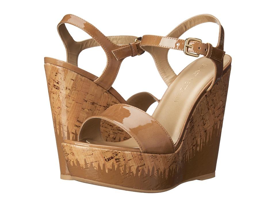 Stuart Weitzman - Singlesky (Syrup Aniline) Women's Shoes