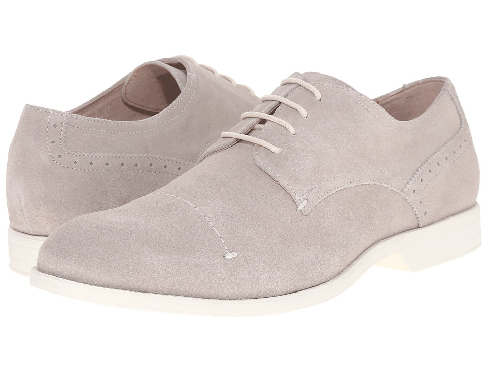 Stacy Adams - Wilcox (Oyster Suede) Men