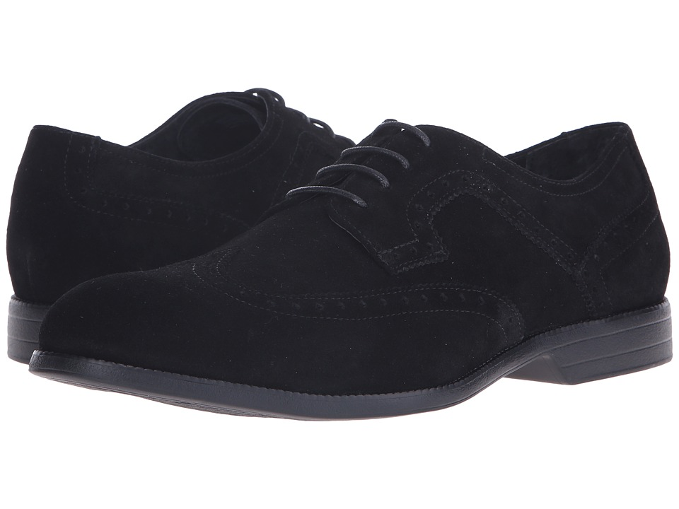 Stacy Adams Westport (Black Suede) Men
