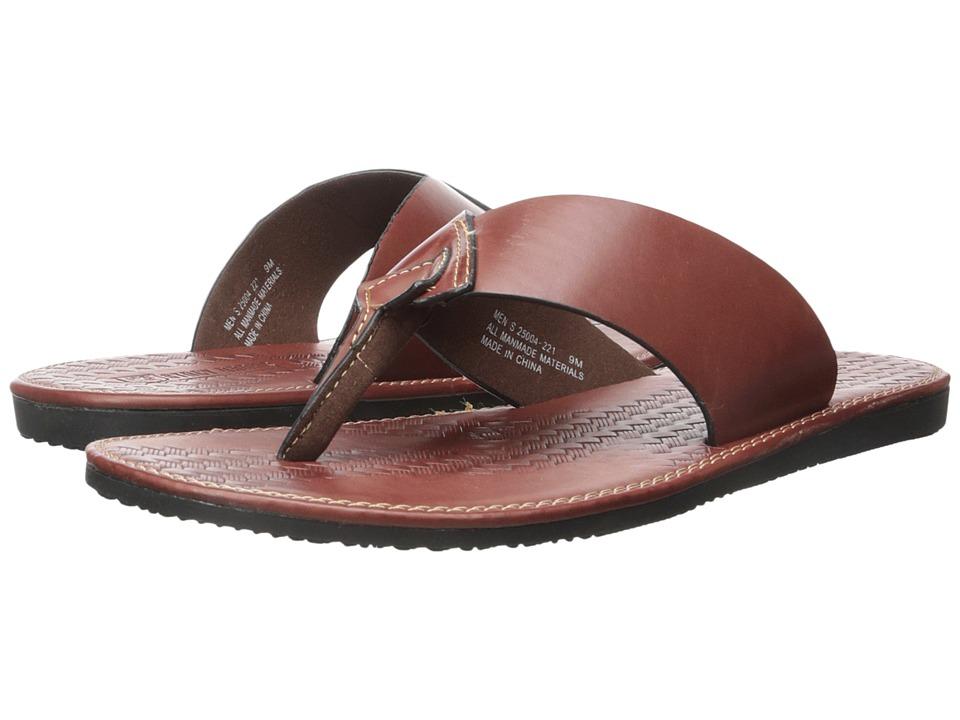 Stacy Adams - Seascape (Cognac) Men's Sandals