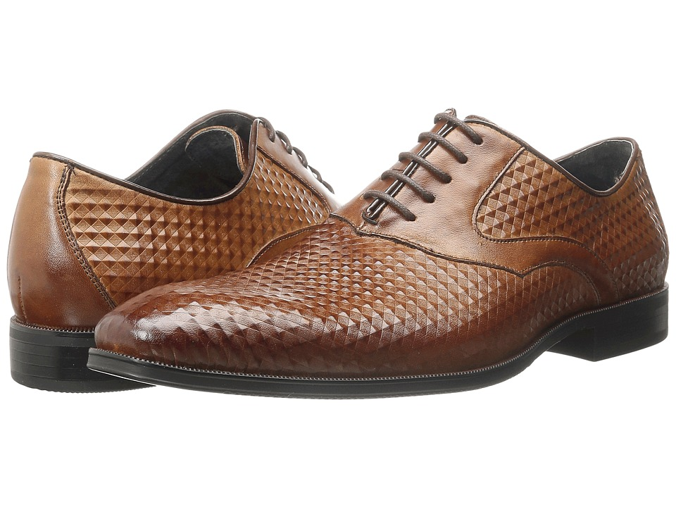 Stacy Adams Fidello (Cognac) Men
