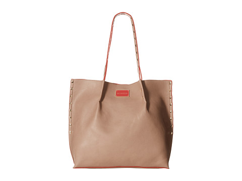 Big Buddha - Cassidy Tote (Taupe/Spice) Tote Handbags