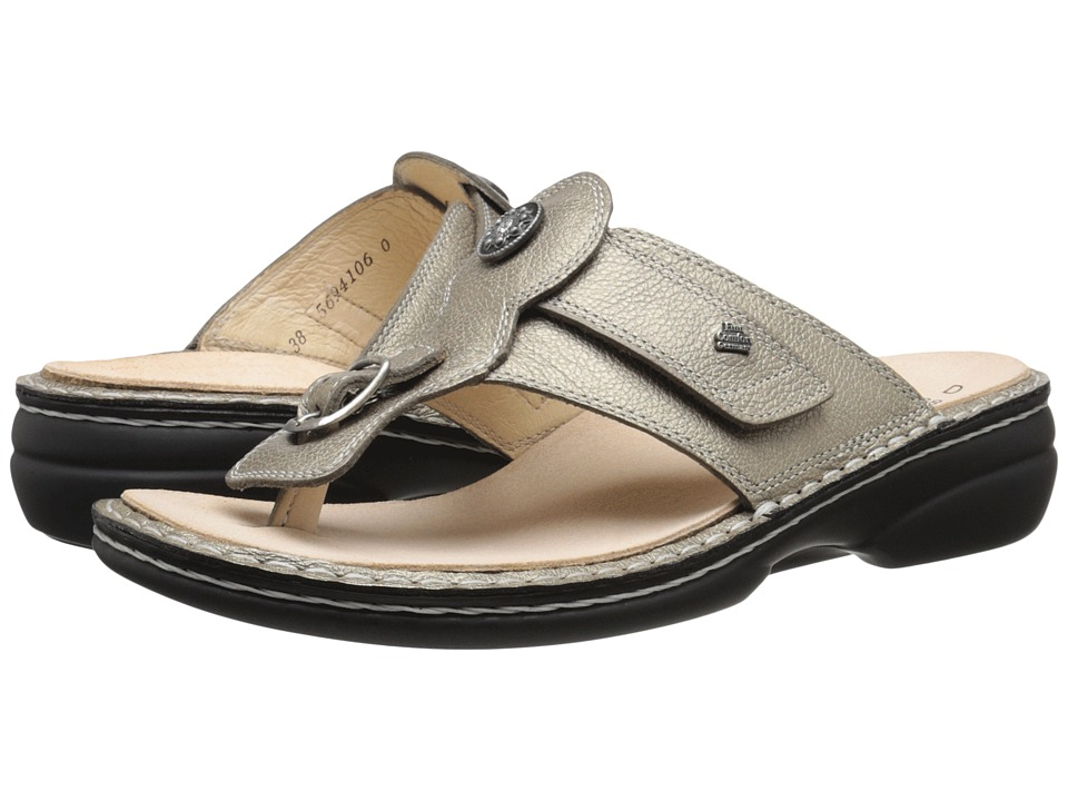 Finn Comfort - Wichita (Beige) Women's Shoes