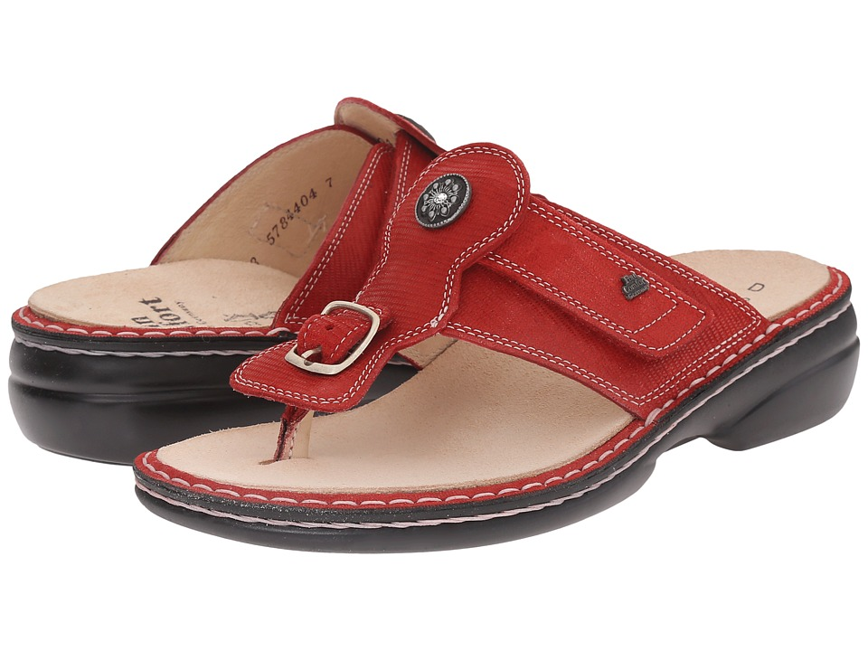 Finn Comfort - Wichita (Red) Women
